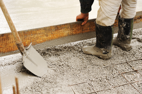 Residential Concrete Contractors
